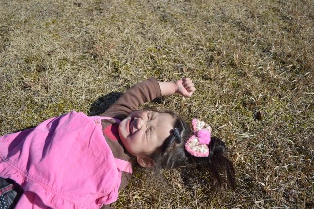 2歳の女の子