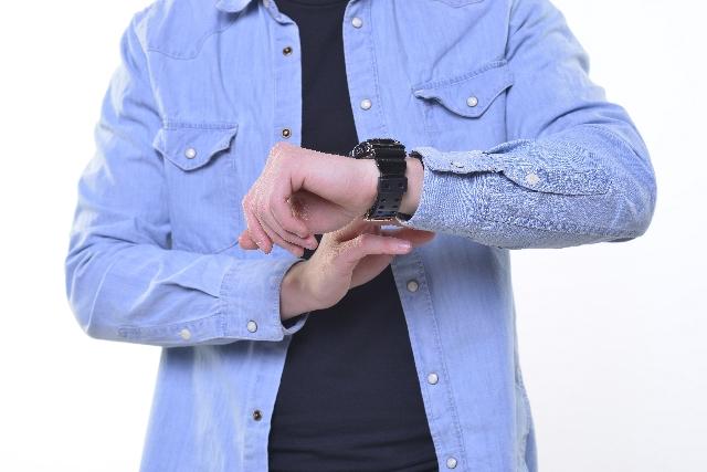 腕時計男性