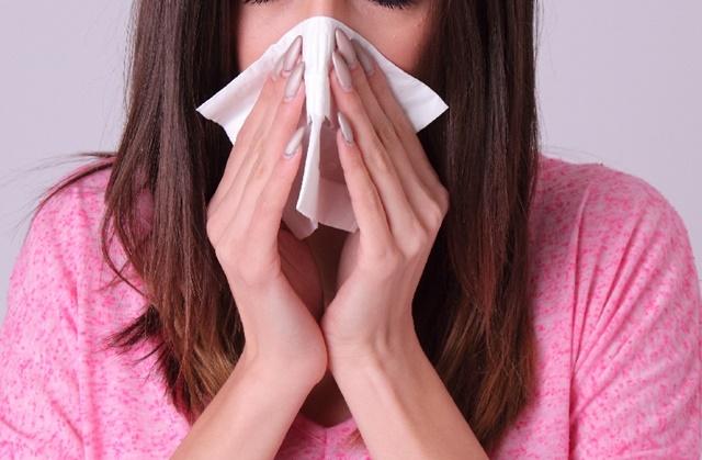 カモガヤアレルギー